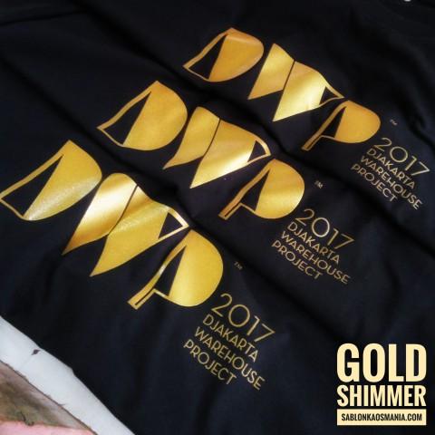 gold ink screen printing jakarta